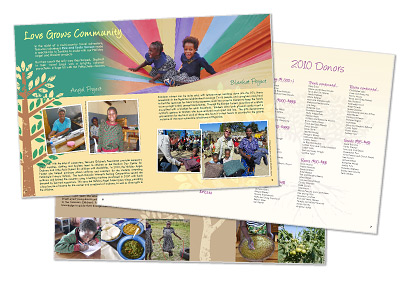Annual Report 2010 Sample Pages
