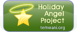 Holiday Angel Project Logo