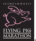 Click to donate for the Flying Pig Marathon