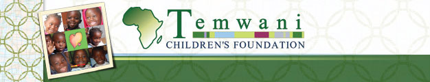 Temwani Children's Foundation Newsletter